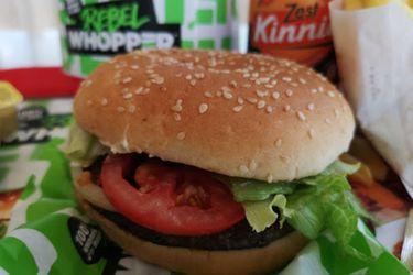 """En Reino Unido prohibieron los anuncios del Whopper """"vegetariano"""" de Burger King"""