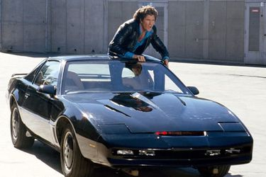"""KITT volverá ya que James Wan producirá un remake cinematográfico de """"El Auto Fantástico"""""""