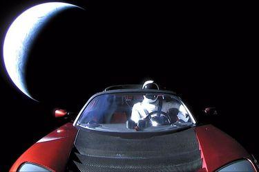 El creador de Westworld hizo un tráiler del lanzamiento de Falcon Heavy