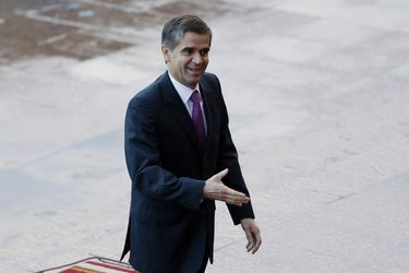 Rodrigo Vergara, Banco Central