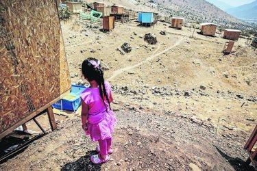 Campamentos y acceso a viviendas