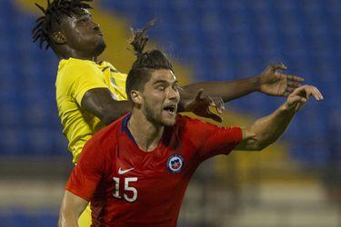 Francisco Sierralta puede ser una de las novedades en la formación de Chile ante Bolivia, mañana, en San Carlos de Apoquindo, por las Eliminatorias para el Mundial de Qatar 2022.