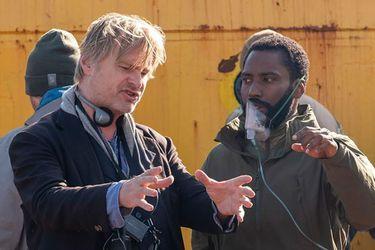 Christopher Nolan dice que Tenet tiene más acción que cualquiera de sus películas anteriores