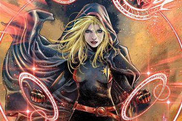 Capitana Marvel tendrá un nuevo traje y tratará de adquirir nuevos poderes en abril