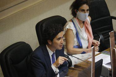 Evópoli pierde la batalla por suceder a Briones y Zaldívar pide dejar el gabinete