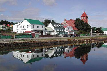 Malvinas. Foto: La Tercera/Archivo