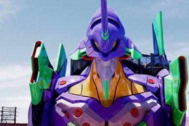 La nueva atracción de Evangelion en Japón te permitirá subir a la Unidad-01