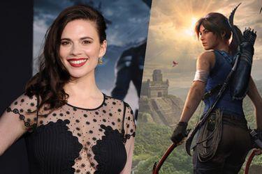 Hayley Atwell será Lara Croft en la nueva serie animada de Tomb Raider para Netflix