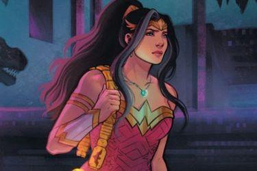 Wonder Woman y Darkseid se enfrentan en el fin del mundo en el nuevo cómic de Future State