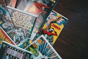 Consejos para comenzar una colección de cómics