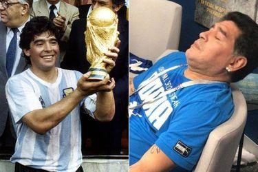 Maradona en cinco hazañas y cinco pecados