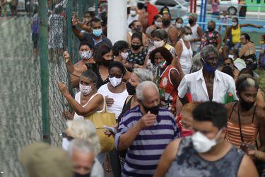 Grupo interministerial de trabajo del Covid-19 en Brasil estima que muertes diarias podrían llegar a 3.000