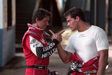 El día que Cristián de la Fuente se convirtió en piloto de carreras