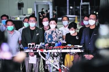 Hong Kong: China planea imponer nueva ley de seguridad