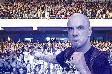 Phil Anselmo debuta en solitario en el Caupolicán