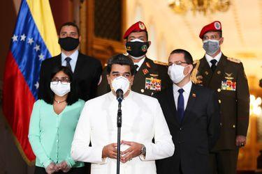 EE.UU. ofrece recompensa por información del jefe del Tribunal Supremo de Justicia de Venezuela