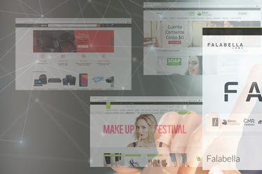 Falabella sube tras su anuncio digital y fue la segunda acción más transada en la bolsa