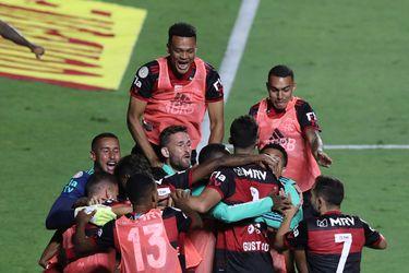 Festeja el Huaso: Isla se proclama campeón del Brasileirao junto al Flamengo