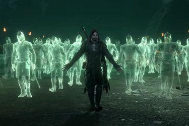 Sauron, los Nazgul y un nuevo anillo en el nuevo tráiler de Shadow of War