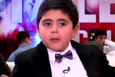 """""""El Niño Poeta"""" está fastidiado con la película de los niños virales chilenos"""