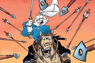 Usagi Yojimbo tendrá una serie de tv animada