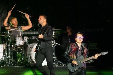 Muse: encuentros cercanos con tres tipos