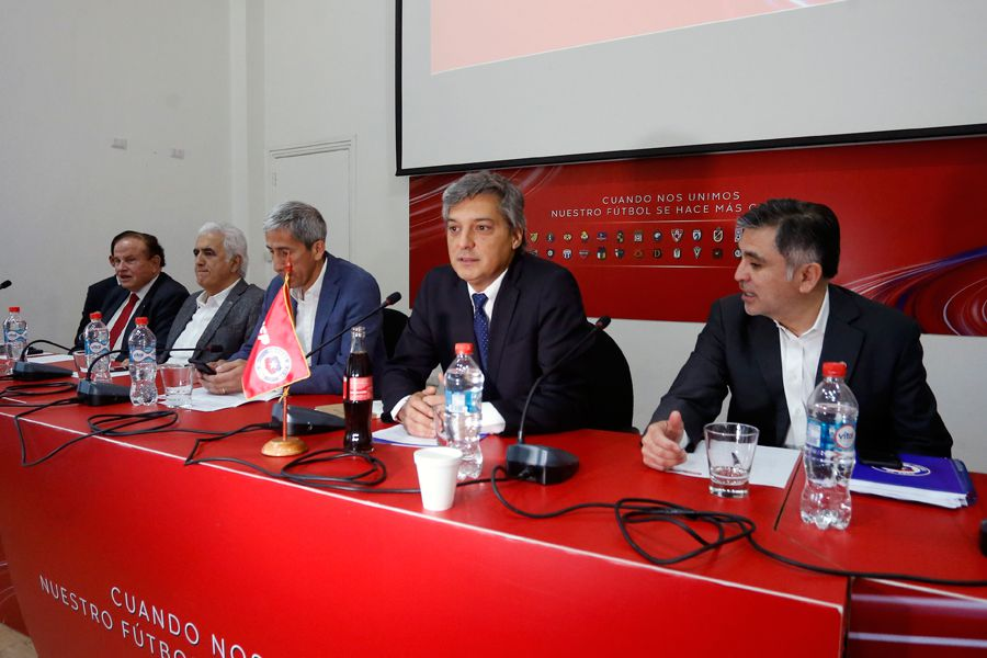Consejo de presidentes, Sebastián Moreno