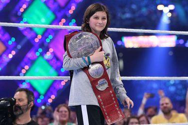 Nicholas ya tiene su propia canción de entrada en la WWE