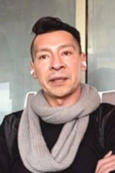 Pablo Contreras, durante la emisión de El diván del Kily, de El Deportivo.