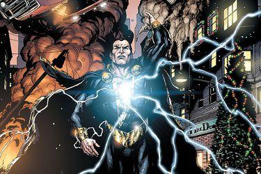 Una filtración de Infinite Frontier #0 explicaría por qué se dijo que Black Adam sería Shazadam