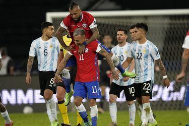 Messi no puede con Chile: la Roja empata en su debut por Copa América