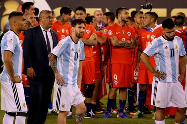 Messi Copa Centenario