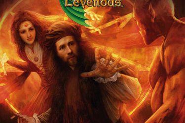 Dominio: El libro que lleva el mundo de las cartas Mitos y Leyendas a la literatura