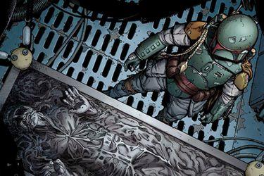 War of the Bounty Hunters será el nuevo crossover de los cómics de Star Wars enfocado en Boba Fett