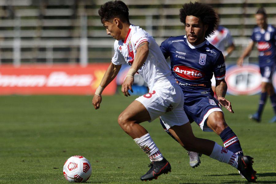Curicó Unido y Deportes Melipilla abrieron el Torneo Nacional. Fue triunfo de los locales en el estreno.