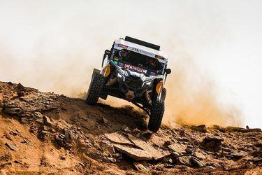 Nueva hazaña de Chaleco: López es campeón en la categoría de los vehículos ligeros en el Dakar