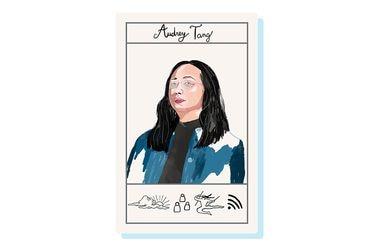 """""""La transparencia radical conduce a la transformación radical"""", Audrey Tang"""