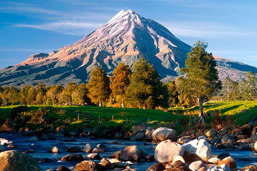 Taranaki, Nueva Zelanda
