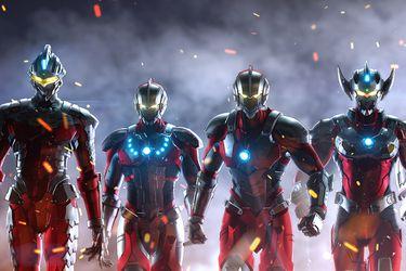 Una nueva imagen confirma que la serie de Ultraman regresará en 2022