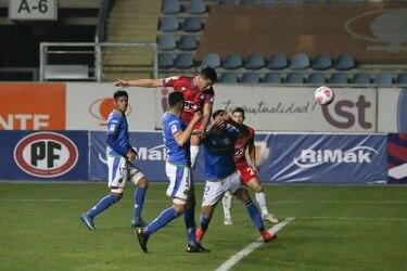 Audax Italiano alcanza la cima, pero sufre en un empate lleno de goles
