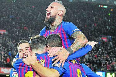 Barcelona - Sevilla (44514180)
