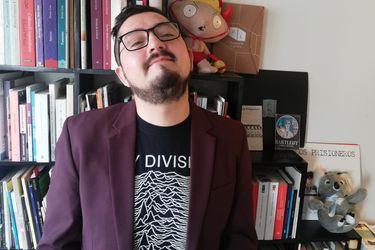 """Guido Arroyo y el paisaje literario actual: """"Hay harto personaje, harta imposición, harto abajismo y arribismo cruzado"""""""