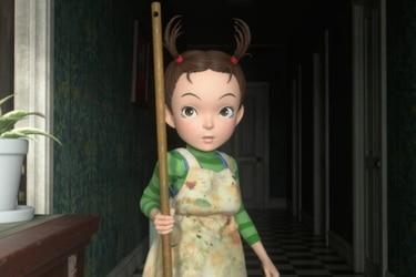 Un primer vistazo a la primera película de animación digital realizada por Ghibli