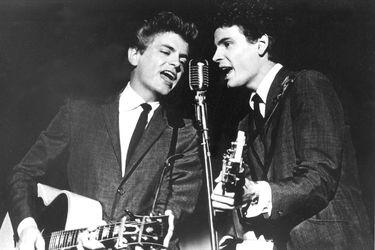 Los Everly Brothers desaparecen: esos ruiseñores del rock and roll