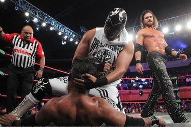 La lucha libre de la AAA llega a Space