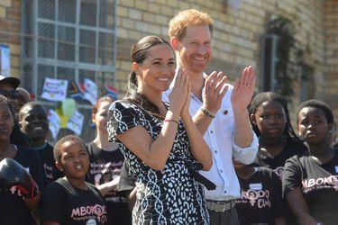 Meghan y el príncipe Harry (1)