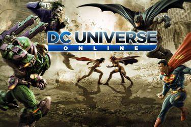 DC Universe Online llegará a la Nintendo Switch