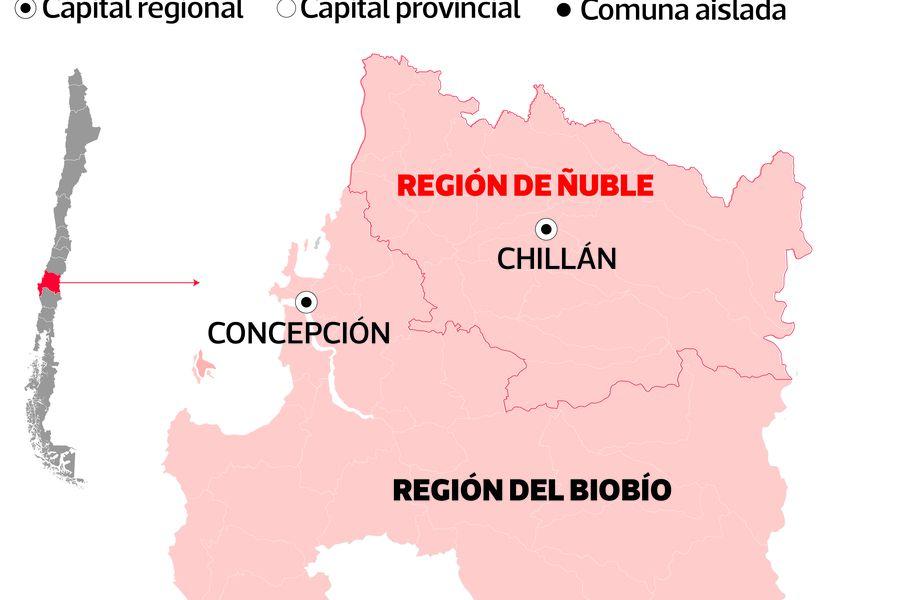 PAIS Región Ñuble