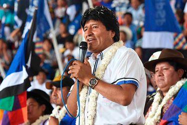 """Evo Morales: """"Como siempre habrá agresión tras agresión, hagan lo que hagan la verdad siempre gana en la historia"""""""