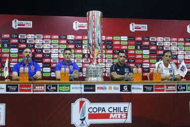 Presentacion de la final de Copa Chile 2019